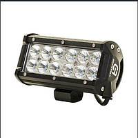 Доплнительная Автофара LED на крышу, Светодиодная LED балка прожектор.12 LED