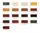 Декоративний захисний тонуючий лак для деревини Лакобейц Vidaron КАЛИФОРНИЙСКАЯ СЕКВОЙЯ (L07) 0.75л, фото 3
