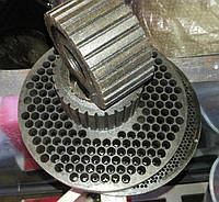 Матрицы и ролики к грануляторам