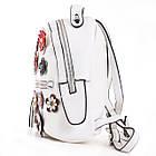 Сумка-рюкзак YES, белый, фото 4