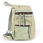 Сумка-рюкзак YES, зелений, фото 4