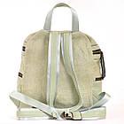 Сумка-рюкзак YES, зелений, фото 3
