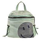 Сумка-рюкзак YES, зелений, фото 2