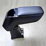 Подлокотник Armcik S4 со сдвижной крышкой и регул.наклоном Dacia Logan, MCV, Sandero 2005-2012, lift 2012-2017, фото 10