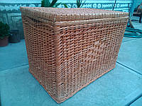 Ящик из лозы большой, фото 1