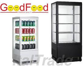 Витрины холодильные GoodFood (Китай)