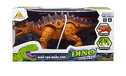 Динозавр детский Сколозавр.Игрушечный динозавр ходит.Динозавр с звуковыми эффектами.