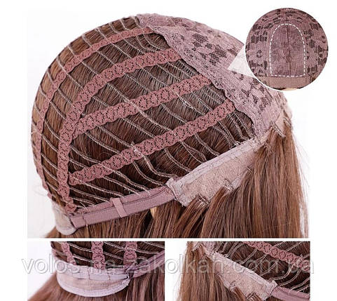 Парики  светлорусый ,парик омбре амбре балаяж, фото 2
