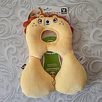 Дорожная шейная подушка, Львенок, 1-4 г., фото 1