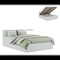 Кровать двуспальная с подъемным механизмом 0402