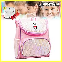 Детский школьный портфель Cappuccino Toys, три цвета  + ПОДАРОК! Наушники Apple