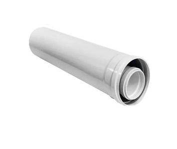 Подовжувач коаксіальний для конденсаційного газового котла ф60/100 мм L=0.5м