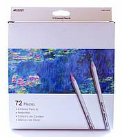 Олівці кольорові Marco Raffine 72 кольори 7100-72CB, 245274