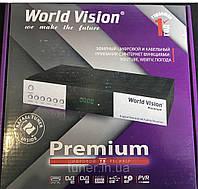 Тюнер Т2 World Vision Premium ВЧ выходом
