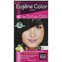 Стойкая Краска   10 Черный    Эжен Колор Eugene Color  , Черный, 115 мл, примята упаковка