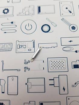 Кнопка включения Doogee Y100 Pro серая Сервисный оригинал с разборки