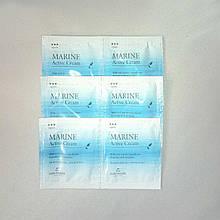 Пробник увлажняющий крем для лица с морской водой и водорослями The Skin House Marine Active Cream