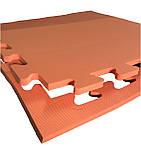 Килимок-пазл EVA, т. 11-12мм, щільність 100 кг/м3 TERMOIZOL®, набір 6 шт, фото 4