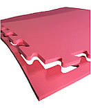 Килимок-пазл EVA, т. 11-12мм, щільність 100 кг/м3 TERMOIZOL®, набір 6 шт, фото 8