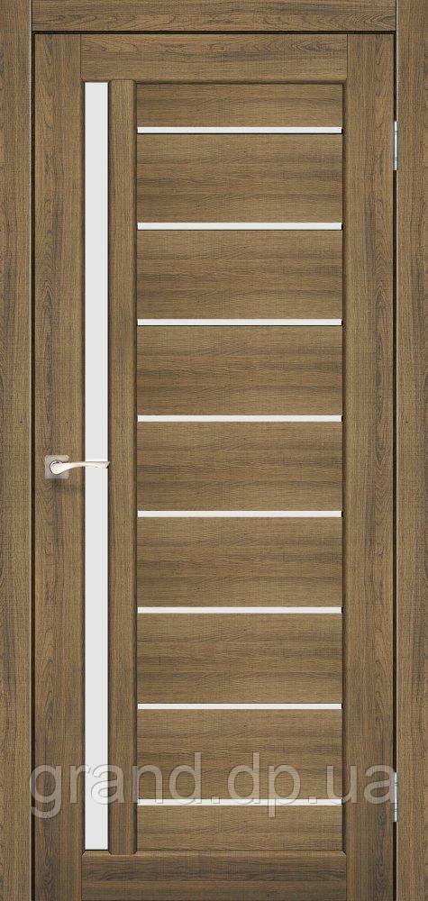 Дверь Корфад Venecia Deluxe VND-02 дуб браш