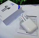 Беспроводные Bluetooth наушники I12 с кейсом, фото 4