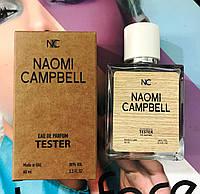 """Тестер Женская туалетная вода Naomi Campbell Naomi Campbell / Наоми Кемпбелл """"Наоми Кемпбелл"""" / 60 мл"""