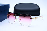 Солнцезащитные очки Chopard 24 красные