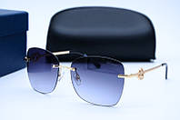 Солнцезащитные очки Chopard 24 черные