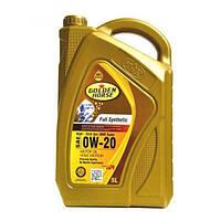 Golden Horse Синтетическое моторное масло Golden Horse 0W-20 5л