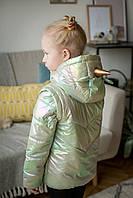 """Весенняя  куртка-жилетка  для девочки  от 2 до 7 лет """"Сказка"""", детские курточки оптом и в розницу"""