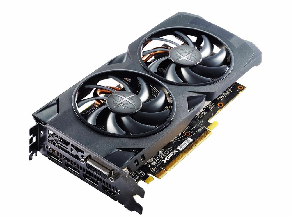 XFX  Radeon RX470  4 Gb 256 bit  DDR5  Б/У отличное состояние