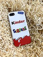 Чехол Kinder Surprise для iPhone 7/8, силиконовый, фото 1