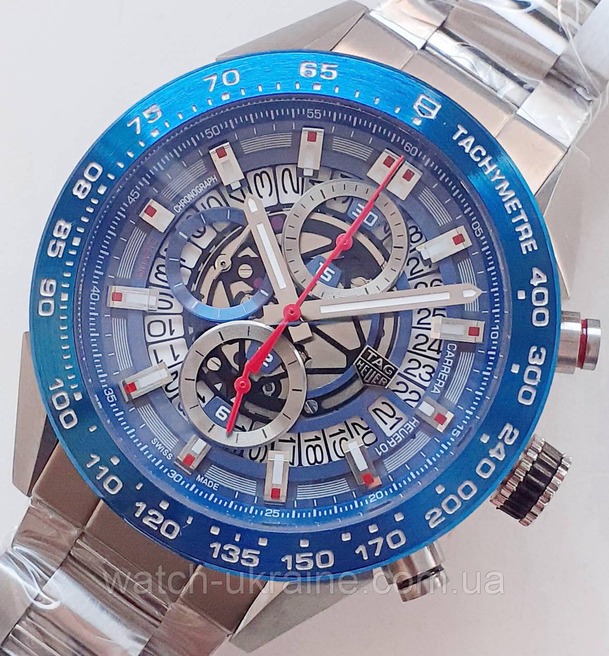 Часы TAG HEUER Cal 01.хронограф