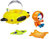 Октонавты Барнаклс подводный аппарат Гуп-Д Fisher-Price Octonauts Gup D Playset, фото 1