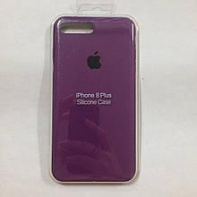 Apple Silicone Case iPhone 7/8 Plus Purple