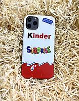 Чехол Kinder Surprise для iPhone 11 Pro Max, силиконовый, фото 1