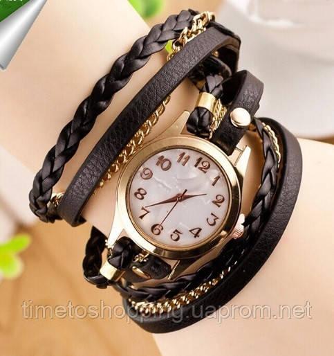 Жіночий годинник-браслет.
