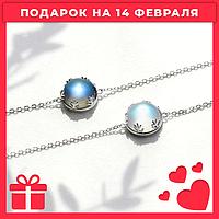 ✨Идеальный подарок для каждой девушки!💫Серебряный кулон AURORA (Аврора)✨