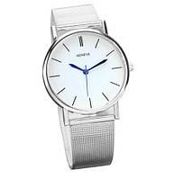 Классические женские часы Женева. Годинник жіночий, фото 1