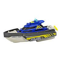 Игрушечный катер Dickie Toys SOS Силы особого назначения Полиция 1:24 с эффектами 24 см (3714010)
