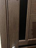 Дверь Корфад Venecia Deluxe VND-02 венге, фото 2