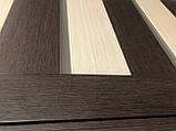 Дверь Корфад Venecia Deluxe VND-02 венге, фото 3