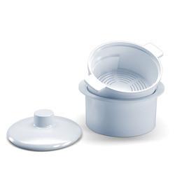 Ємність-контейнер для стерилізації зберігання дрібного інструментарію
