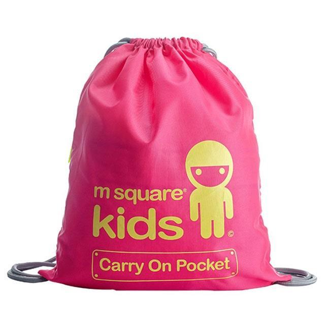 Дитячий рюкзак M Square рожевий