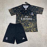 Футбольная форма Реал Мадрид 2019-2020 четвертая/золотистый