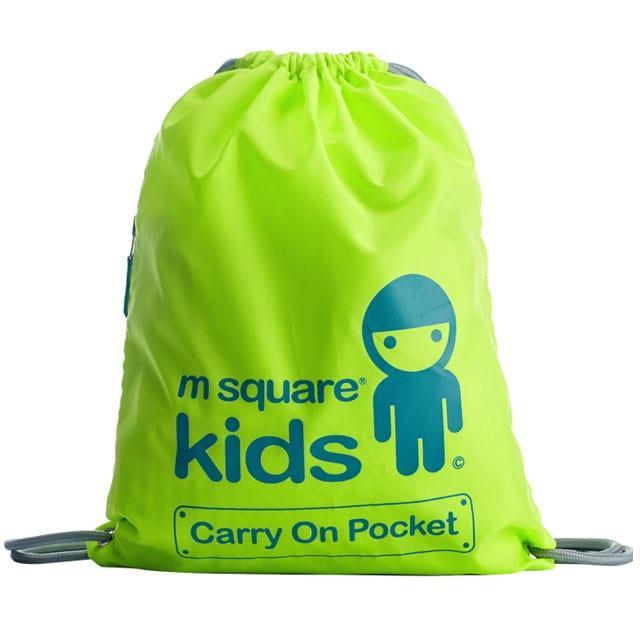 Детский рюкзак M Square салатовый