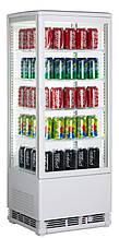 Вітрина холодильна GoodFood RT98L (біла)