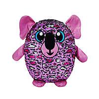 Мягкая игрушка с пайетками Shimmeez S3 Коала Ава 36 см (SH02033-0004)