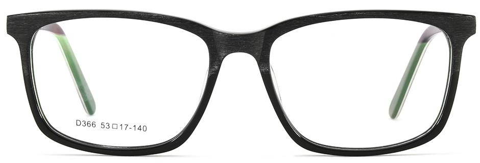 Чоловіча пластикова оправа для окулярів GoodDay