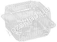 PET-контейнер пищевой PRO service 880мл (цена за набор 25шт) 43110520